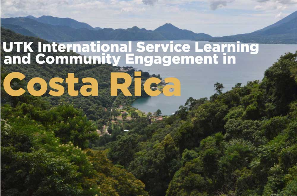 Costa Rica Service Learning Opportunity