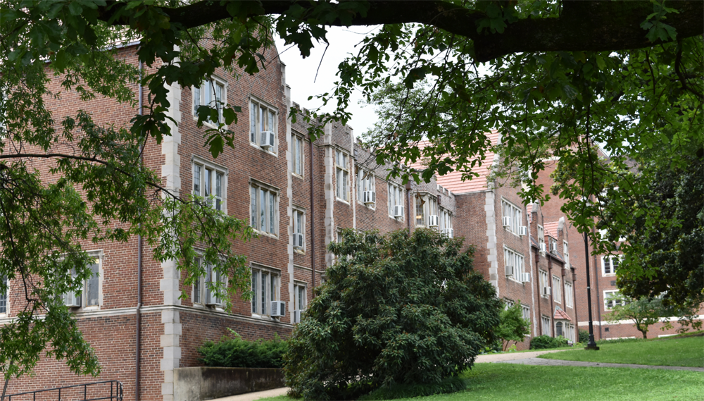Image of Henson Hall on the Knoxville campus