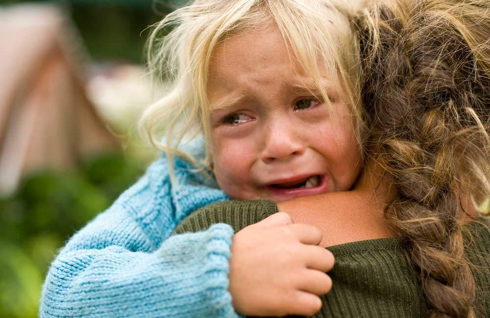 Traumatized Child